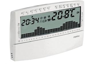 Perry cronotermostato digital en electronica de consumo for Cronotermostato bpt 124